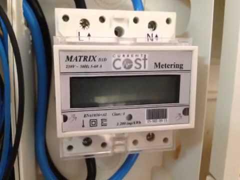 current cost matrix