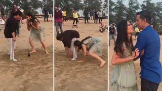 Katrina Kaif shares a fun video from 'Sooryavanshi' sets- ..