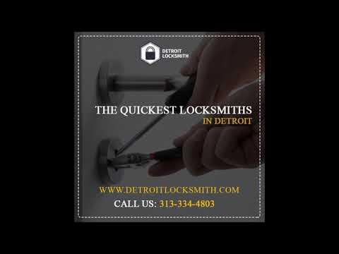Car Locksmith Near Me  | Call Now 313-334-4803
