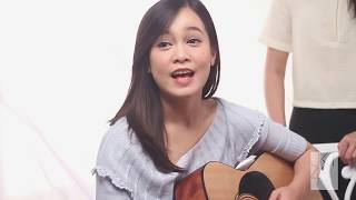 JKT48 Acoustic 'Bruno Mars - Just The Way You Are' Acoustic Cover