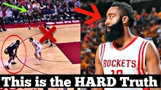 The HARD Truth About James Harden in the NBA