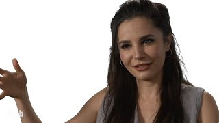 """Altered Carbon Star Martha Higareda Plays """"Would You Rather?"""""""