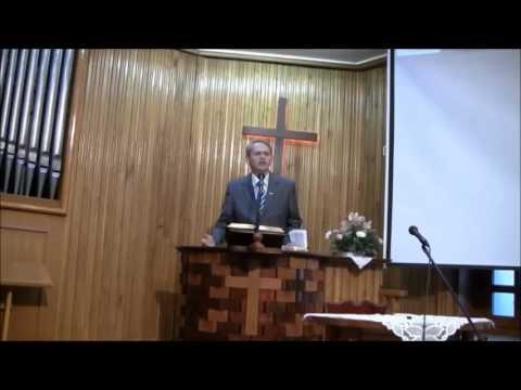 Dr. Molnár Róbert szolgálata a Rákosszentmihályi Baptista Gyülekezetben