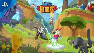 Readyset heroes :  bande-annonce