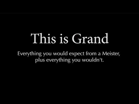 This is Grand    Hughes & Kettner   GrandMeister 36