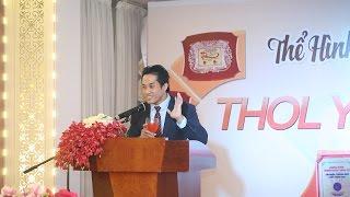 Thay mặt BBT - Duy Nguyễn cảm ơn vì tất cả - THOL Year end Party (trích diễn văn)