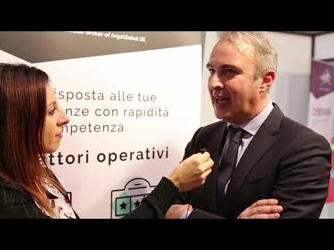 Intervista a Marco Lombardo di Assimox a Enada Roma 2017