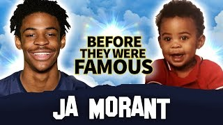 Ja Morant | Before They Were Famous | 2019 NBA Draft 2nd Pick Overal