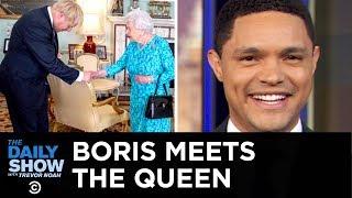Boris Johnson Meets the Queen & Australia's Drug-Smuggling Problem | The Daily Show