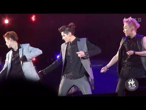 [Fancam] 140420 EXO-M - Overdose (Kris focus) @ Nanjing Best of Best Concert