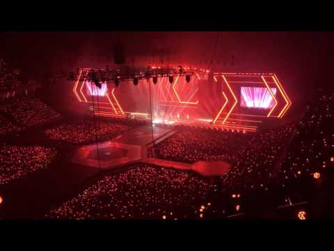 160911 The EXO'rDIUM IN Bangkok - Intro + MAMA + Monster
