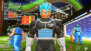NEW DRAGON BALL XENOVERSE ONLINE EVENT IS INSANE! - Dragon Ball Games Battle Hour