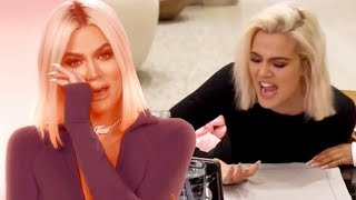 KUWTK Season 16 Trailer: Khloe Kardashian Screams and Sobs Over Tristan Thompson