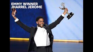 Emmy Winner Jharrel Jerome Confronts Disturbing Scenes in