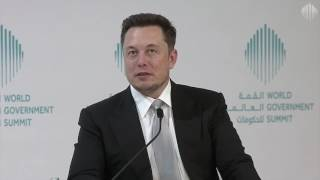 "Elon Musk says Universal Basic Income is ""going to be necessary."""