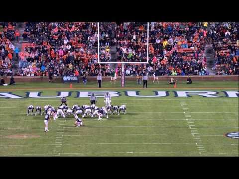 2014 Auburn vs. Samford Highlights