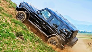 Mercedes G-Class – The World's Best Off-Road SUV?