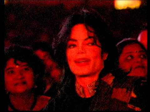 Michael Jackson - Bollywood Awards 1999