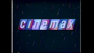 Cinemax Promo: Max Talking Headroom