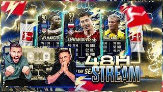 FIFA 21: 48h Stream Bundesliga TOTS Pack Opening ESKALATION  🔥 Teil 5 ENDSPURT