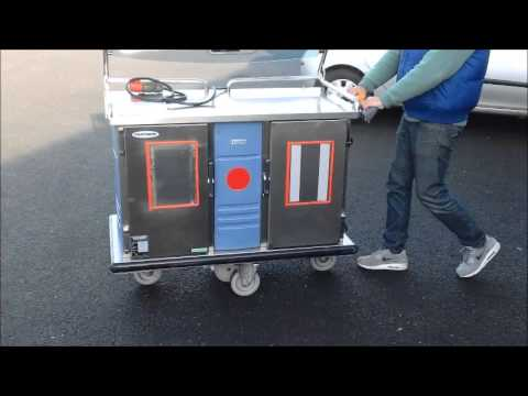 ez-wheel-application videoChariot Repas - Series 160