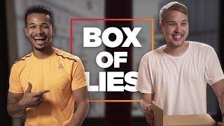Jirka a Ben Cristovao - BOX OF LIES