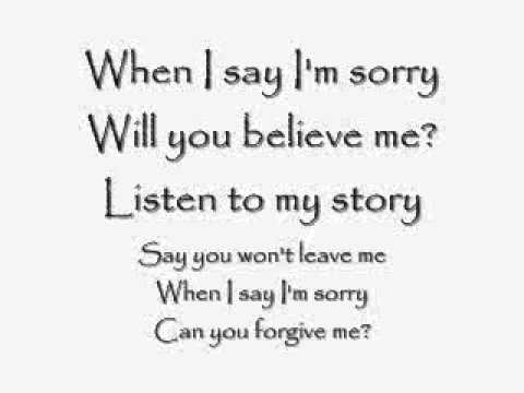 Sorry - Daughtry (Lyrics)