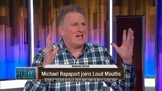 WATCH: Michael Rapaport rants about KP, Knicks, and LeBron James