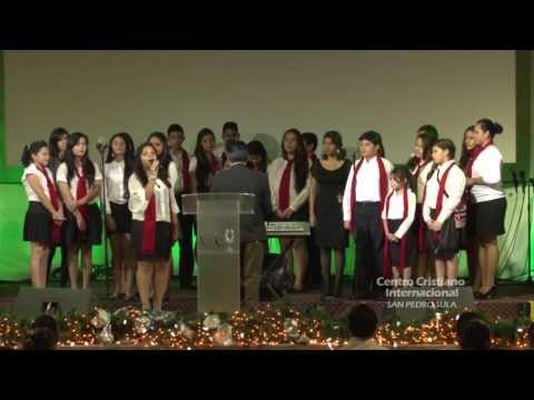 Coro Niños-Cuando los santos marchen ya