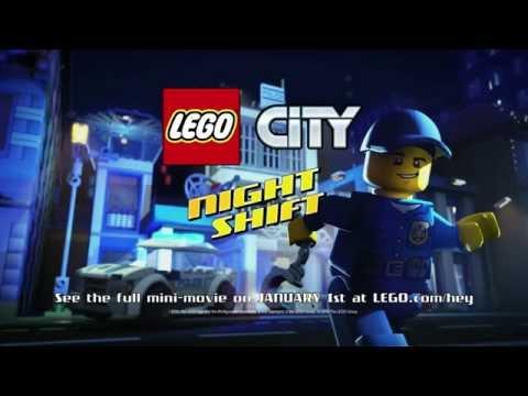 Lego ninjago official movie fallen city by dtinagliastudios