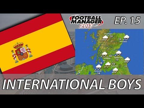 International Boys | Episode 15 | BLAME IT ON THE RAIN | Football Manager 2017