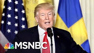 President Donald Trump Changes The Headline And Makes Big Gamble | Morning Joe | MSNBC