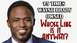 15 Times Wayne Brady Owned