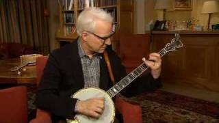 Steve Martin interview and performance