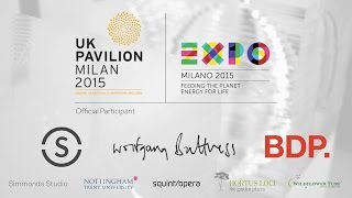 Milan Expo 2015 - UK Pavilion | BDP.