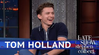 Tom Holland's Memorable Workout With Jake Gyllenhaal