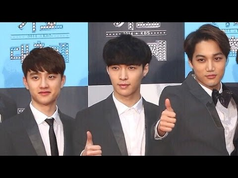 EXO D.O & Kai Moment Ruined by Lay(Part 1)