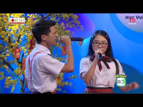 Phương Mỹ Chi, Quang Anh song ca