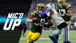 Packers vs. Cowboys Divisional Round Mic'd Up Highlights   NFL Films   Sound FX
