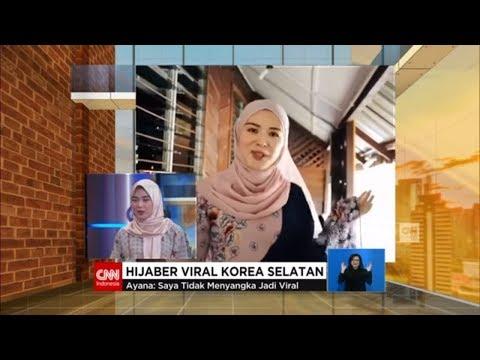 Bincang Fashion Hijab Bareng Ayana Jihye (Hijaber Korea Selatan)