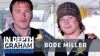 Bode Miller: Brother's death pushed me to the edge
