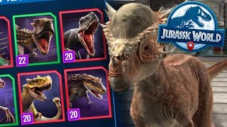 THE BEST TEAM IN THE GAME!?! - Jurassic World Alive | Ep13 ( Jurassic GO )