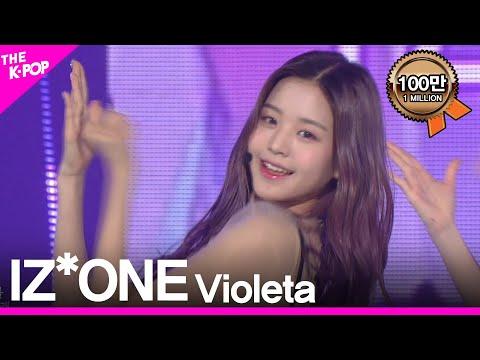 IZ*ONE(IZONE), Violeta [THE SHOW 190409]