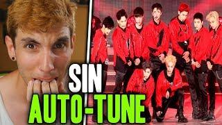 EXO | SUS VOCES REALES SIN AUTO-TUNE