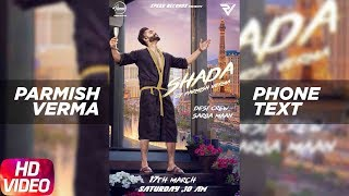 Phone Text Story – Shada – Teaser – Parmish Verma
