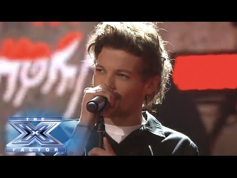 "Finale: One Direction Performs ""Midnight Memories"" On The X Factor - THE X FACTOR USA 2013 - Smashpipe Entertainment"