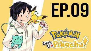 Camino al Titanic de Pokemon? | Pokemon Let's Go Pikachu ep.09