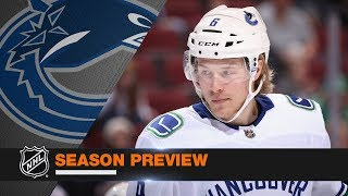 31 in 31: Vancouver Canucks 2018-19 season preview