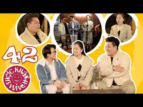Thực Khách Vui Vẻ #42: Huỳnh Lập, Yuno Bigboi, Lâm Vỹ Dạ bất ngờ