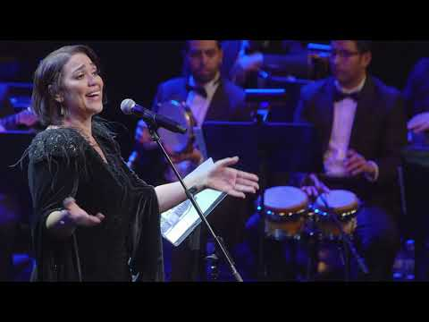 National Arab Orchestra - A Tribute To Asmahan and Um Kulthoum - Inta Umri / إنت عمري